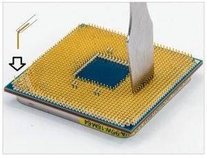Fixing Bent Pins On Amd S Ryzen Pga Cpus Comment Thread Hardware Canucks