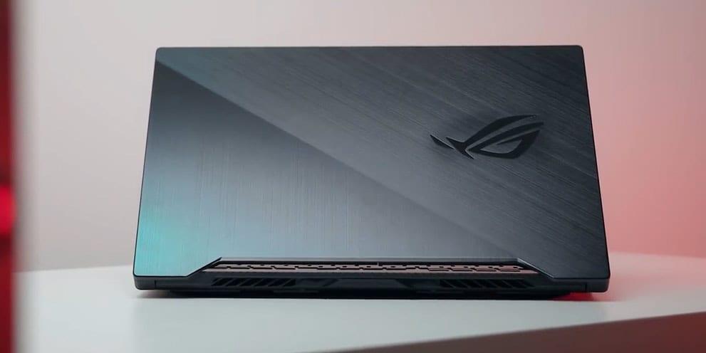 Design Trackpad on Asus Ryzen RoG Zehyrus GA502D notebook