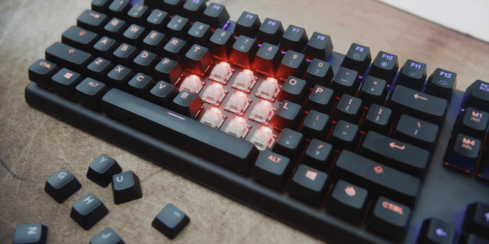 SteelSeries Apex Pro Switches