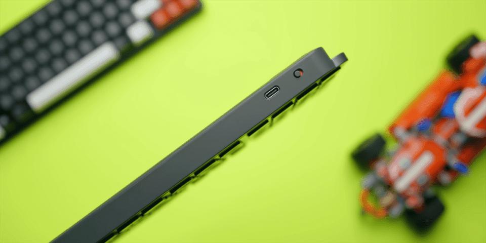 Logitech MX Keys wrist rest