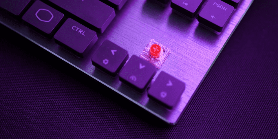 Cooler Master SK650 switches