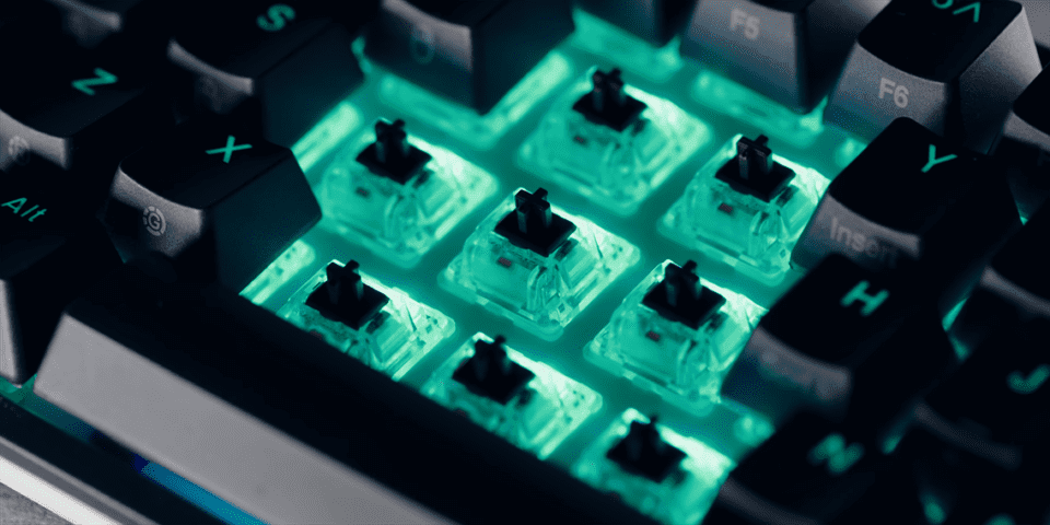 Ducky One 2 SF Switches