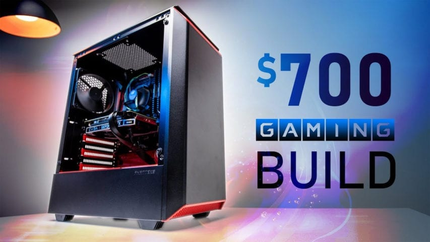 Budget Gaming PC Build