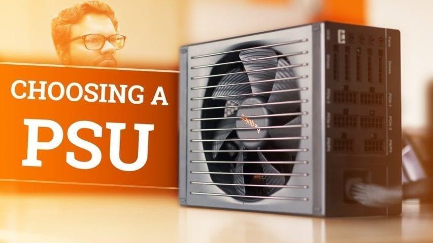 Choosing a PSU