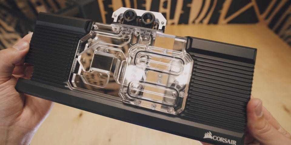 Corsair Water Cooling XG7 RGB GPU water block