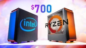 Intel Vs AMD Gaming PC
