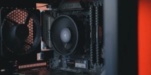 Intel vs AMD gaming PC AMD system cooler