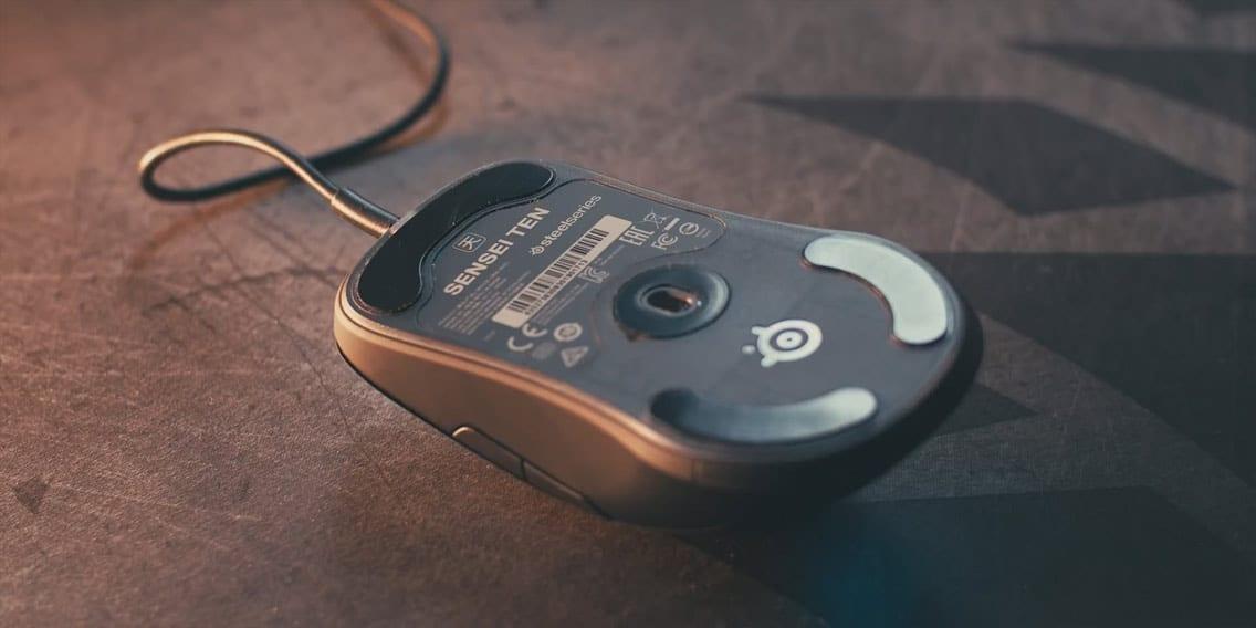 SteelSeries Sensei Ten Gaming Mouse sensor