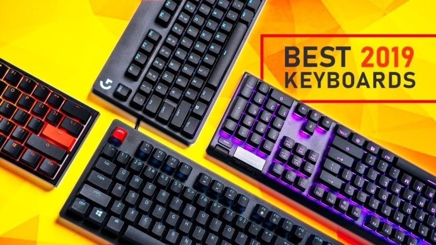 Best Gaming Keyboards 2019