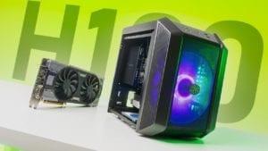 cooler master h100