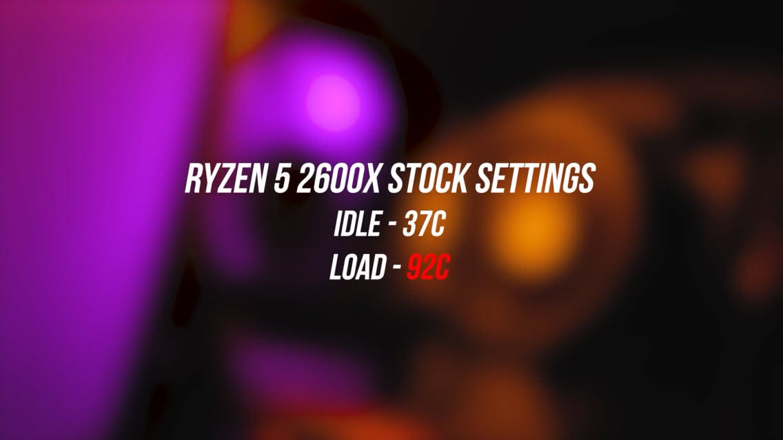 cooler master hyper 212 black edition temperature