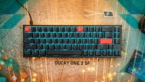 ducky one 2 sf