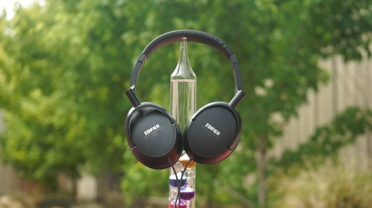 Edifier Wired Over-Ear Headphones