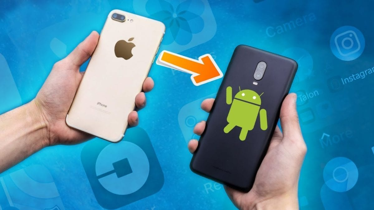 A Lifelong iPhone User SWITCHES To Android! But Will He Stay