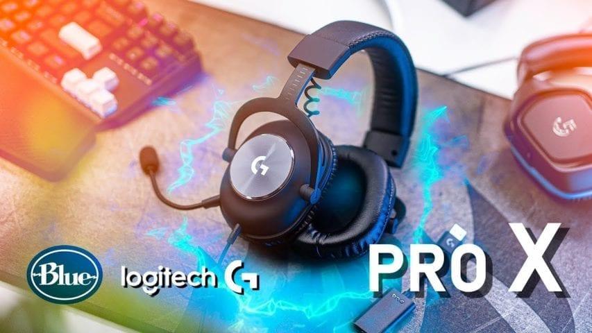 logitech g-pro x
