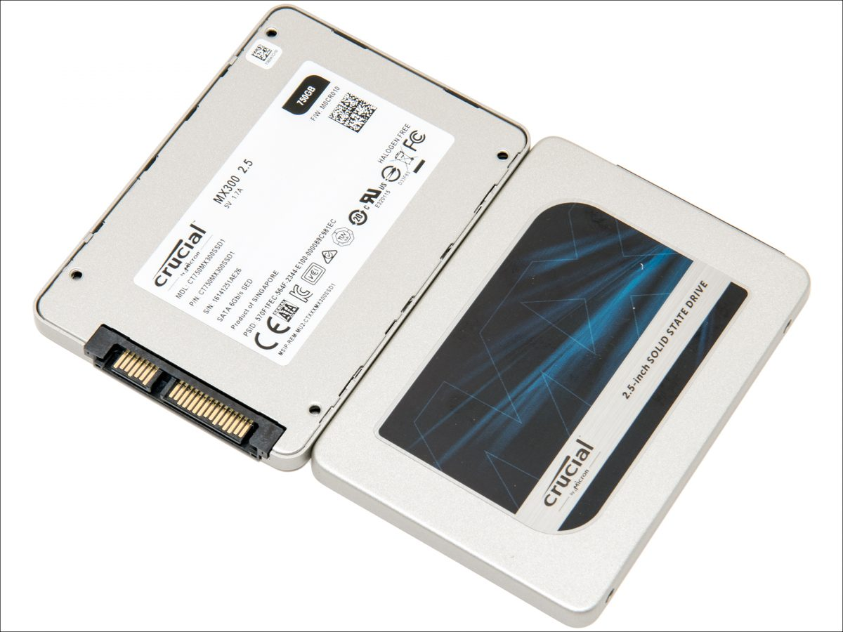 Crucial MX300 750GB SSD Review - Hardware Canucks