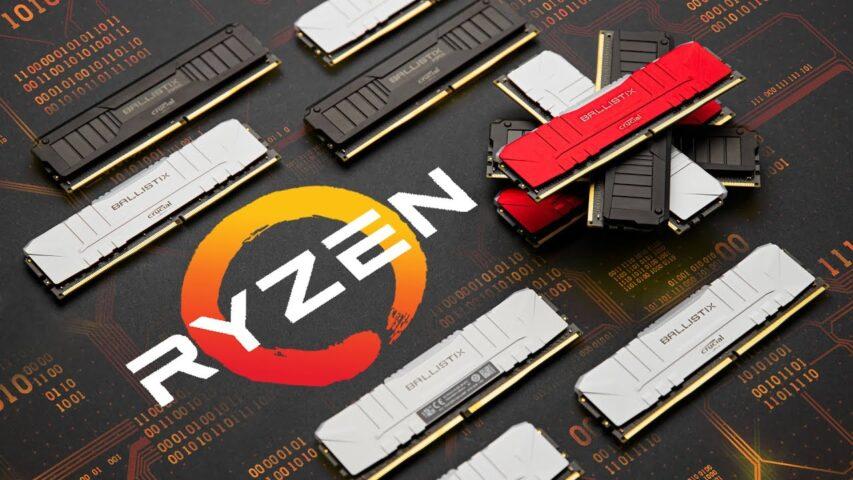 best memory for ryzen