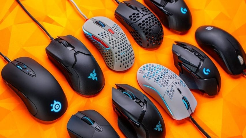 top 10 best gaming mice of 2019